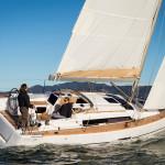Dufour 310 sailing monohull